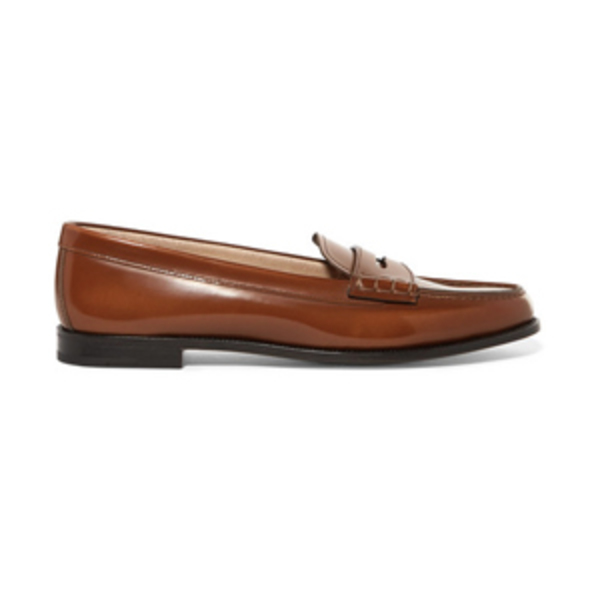 Large loafers