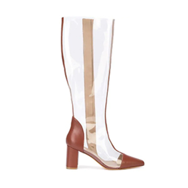 Large maryam massir z jupiter calf boots