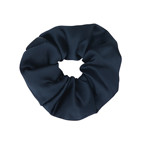 Medium sophie buhai navy elegant scrunchie
