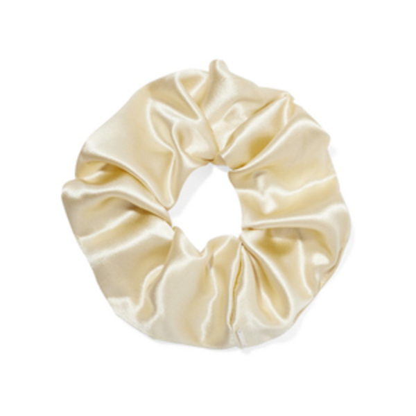 Large sophie buhai elegant silk satin hair tie