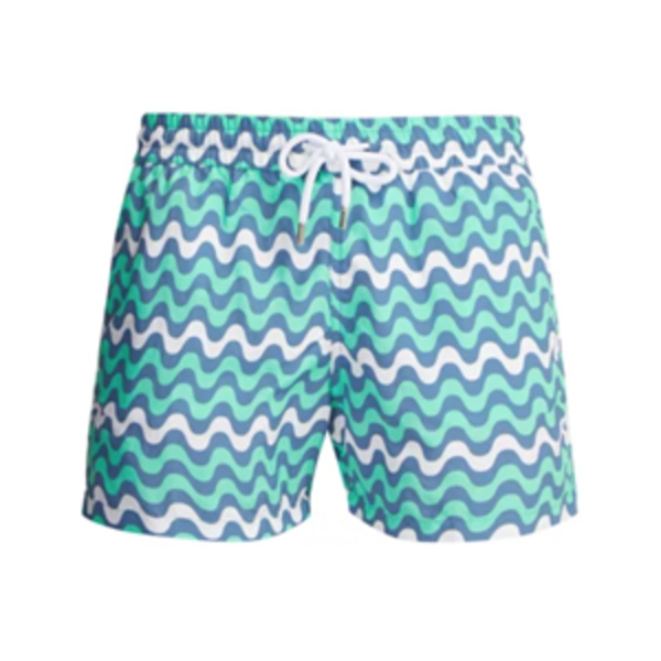 Large frescobol carioca copa cabana sport swim shorts