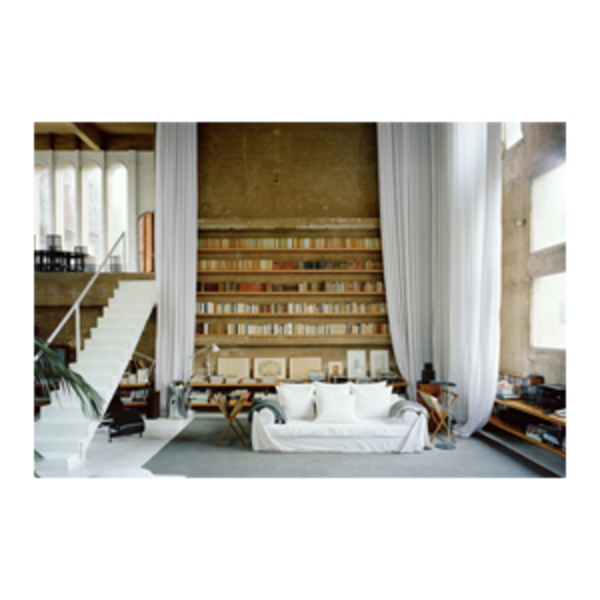 Large the modern hosue the factory by ricardo bofill