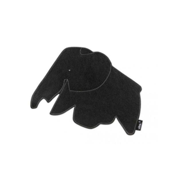 Large vitra elephant mouse pad black