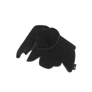 Medium vitra elephant mouse pad black