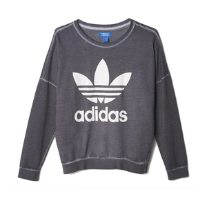 Medium adidas premium essentials washed sweatshirt