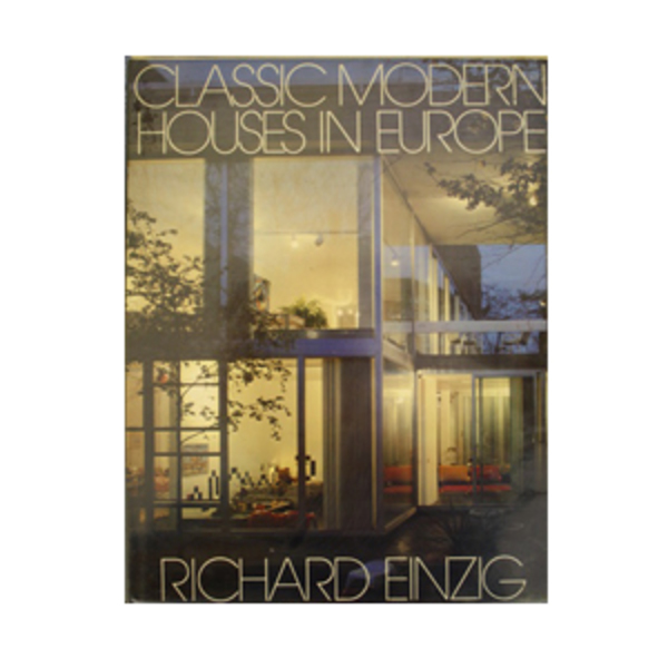 Large classic modern houses in europe    r. einzig