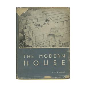 Medium the modern house   f. r. s. yorke