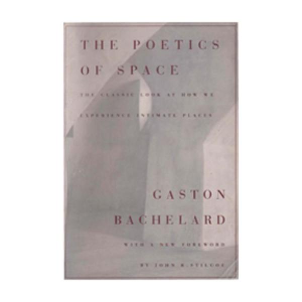 Large the poetics of space   gaston bachelard