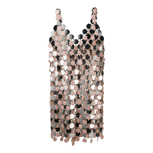 Medium paco rabanne star paillette covered dress