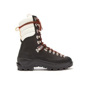 Medium ganni marianna leather hiking boots