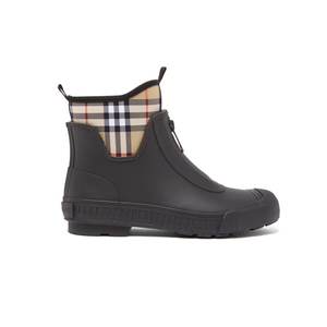 Medium burberry flinton vintage checked boots