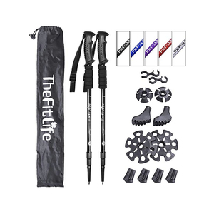 Medium amazonthefitlife nordic walking trekking poles