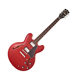 Medium gibson es 335 satin  faded cherry