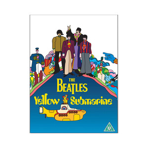 Medium yellow submarine film