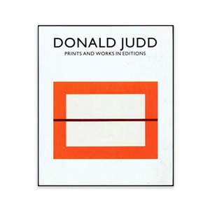 Medium donald juddprints and works in edition