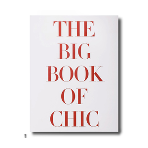 Medium the big book of chic
