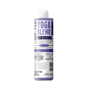 Medium nip fab yoga blend body wash 500ml