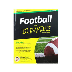 Medium football for dummies