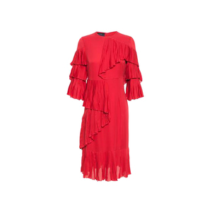 Medium gucci frill oanel dress
