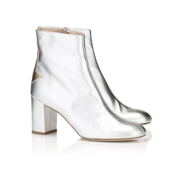 Camilla Elphick Silver Lining Leather Boots Semaine