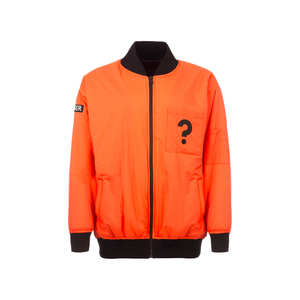 Medium etre cecil bomber jacket orange