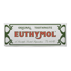 Medium euthymol toothpaste