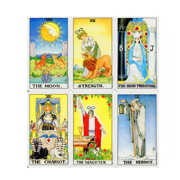 Holistic Shop - Universal Waite Tarot Cards - Semaine