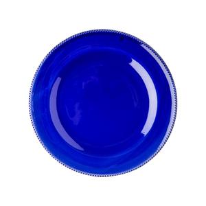 Medium conran ceramiche fasano tinta plate blue