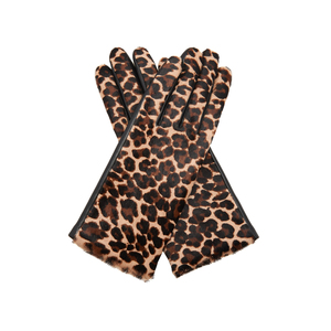 e188b526f9d06a De La Vali - Silk Leopard Print Suki Dress - Semaine