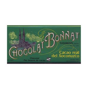 Medium chocoolate trading company bonnat libanio  75  dark chocolate bar