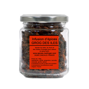 Medium infusion d epices grog des iles