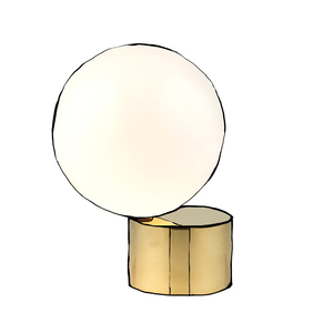 Medium michael anastassiades  polished brass tip of the tongue light