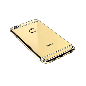 Medium goldgenie 24kt yellow gold iphone 6s
