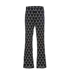 Medium giambattista valli geometric macrame  cropped pants