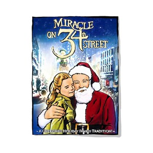 Medium miracle on 34th street