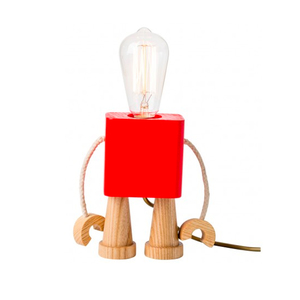 Medium conran shop matt pugh robot light red