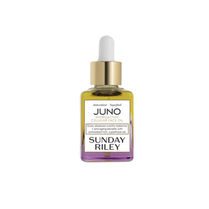 Medium  sunday riley juno hydroactive cellular face oil  90