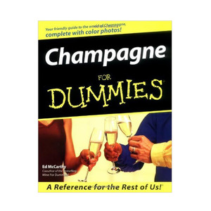 Medium champagne for dummies by ed mccarthy