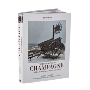 Medium the finest wines of chamagne by michael edwards