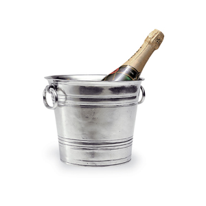 Medium trnk match pewter champagne bucket trnk