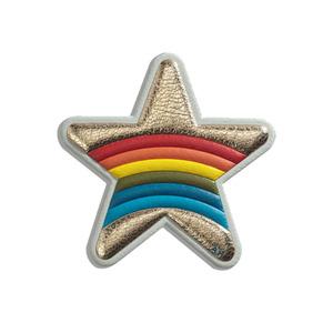 Medium anya hindmarch star rainbow sticker