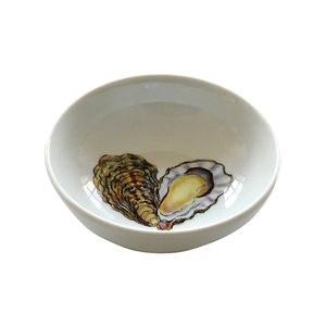 Medium john lewis jersey pottery fruits de mer oyster dish