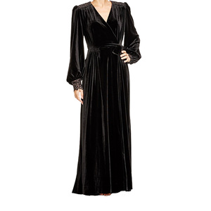 Medium dita von teese dahlia dressing robe