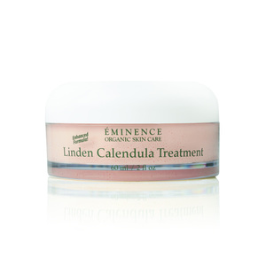 Medium eminence linden calendula treatment