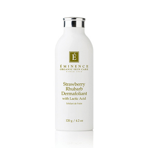 Medium eminence strawberry rhubarb dermafoliant