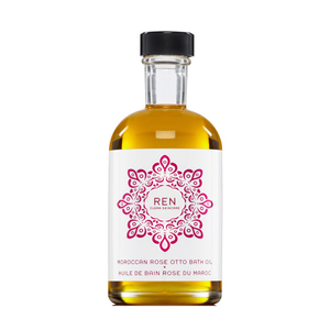 Medium ren moroccan rose otto bath oil