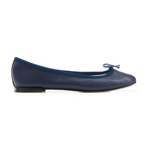 Medium repetto cendrillon leather ballerinas
