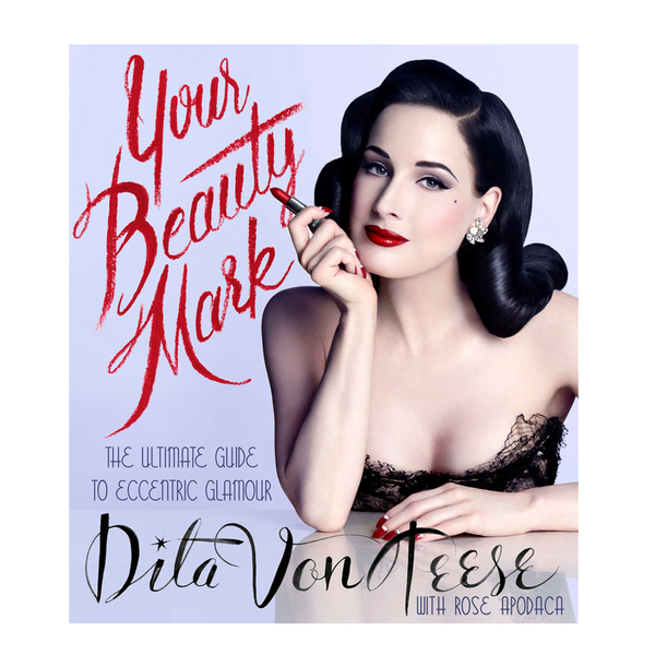 Large your beauty mark by dita von teese