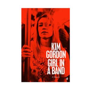 Medium kim gordon girl in a band