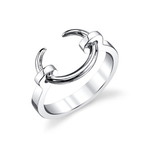 Medium gabriela artegis infinite tusk ring